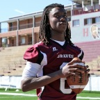 Latest Recruiting News on 2018 Quarterback, Emory Jones